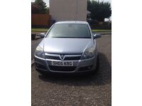 05 plate Vauxhall Astra