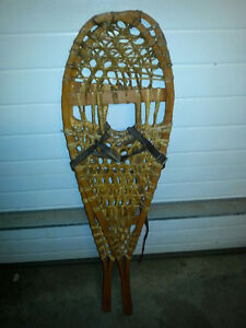 Wooden snowshoes Kingston Kingston Area image 2