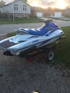 2006 Yamaha Wave Runner VX1100 Sport - LOW HOURS Stratford Kitchener Area image 3