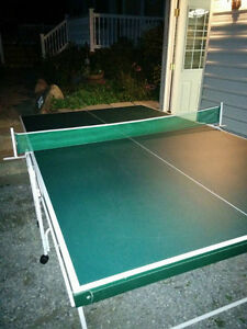 SOLD! Full Size Ping Pong Table - SOLD