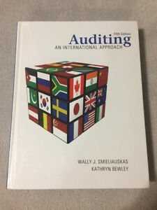 Auditing an International Approach 5th Edition