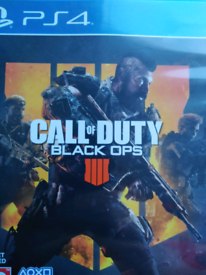 PS4 Black Ops 4