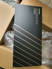 NVIDIA GeForce RTX 3080 Founders Edition 🌟 Brand New BNIB ✅