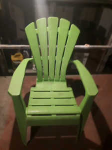 Lawn chair SOLD! Check my other ads thanks!!