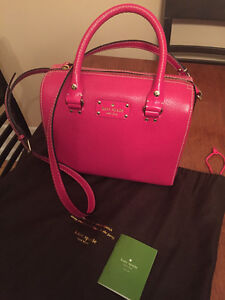 Kate Spade Wellesley Alessa Pink Crossbody Bag