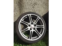 Honda Civic Type R Alloys Full Set