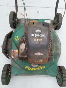 Good used mower
