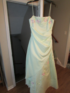 Beautiful formal dress, new with tags