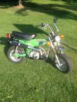 Honda CT70's ATC70's and Z50's Wanted