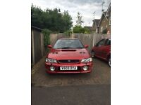 Subaru Impreza 2000 Turbo, original/unmolested -208BHP