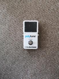Guitar Turner Tc Electronic Polytune