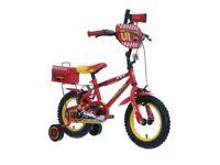 """Brand new in box Apollo Firechief kids bike 12"""" £60 IP2"""