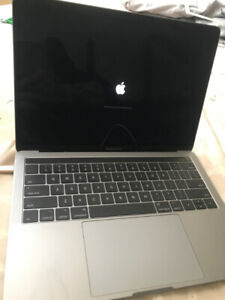 """13 """" Macbook Pro Touch Bar 2017 3.1 ghz 8gb with 512gb SSD!"""