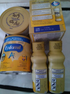 PRICE FIRM Enfamil A+® Infant Formula + Ready to Feed bottles