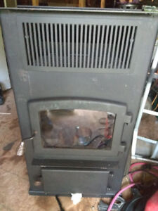 Pellet stove drolet eco 65 ON HOLD