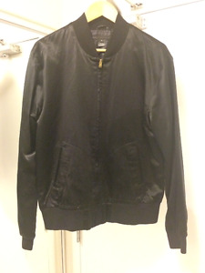 Marc by Marc Jacobs bomber jacket Black XL 100% Authentic