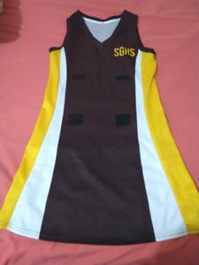 Sydney Girls High School Size 8A Netball Uniform Westmead Parramatta Area Preview