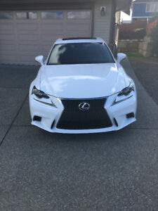 2016 Lexus IS350 F SPORT AWD NAVIGATION BACKUP CAMERA LOW KM