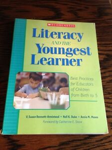 Literacy and the Youngest Learner London Ontario image 1