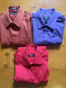 Sz small dress shirts