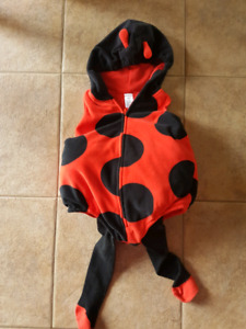 Carter's Lady Bug Costumes
