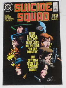 DC Comics Suicide Squad 1st series! 59 books!!!!! comic book