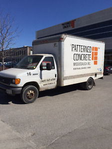 2006 Ford E-Series Van E450 cube van Other