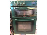 Built in Hotpoint double oven