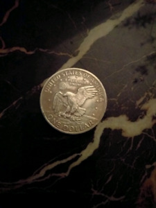 Silver coin wanted