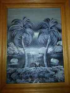 Art/Paintings Twin Palms and others