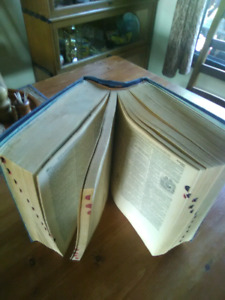 Giant Websters Dictionary