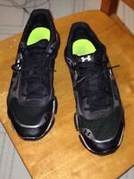 Size 12 Under Armor runners