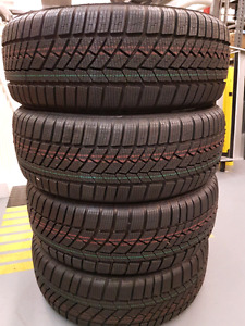 195/55R 16 Continental Winter Tires
