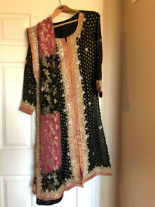 Gently Used Pakistani Dresses!