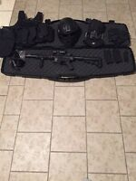 Airsoft equipment