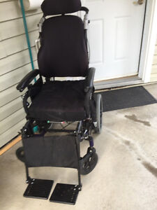 Deluxe Wheelchair Prince George British Columbia image 2