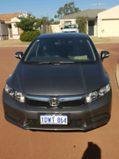 2012 Honda Civic VTI-L Automatic Sedan St James Victoria Park Area Preview