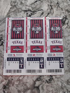Toronto Blue Jays  2015 ALDS Tickets