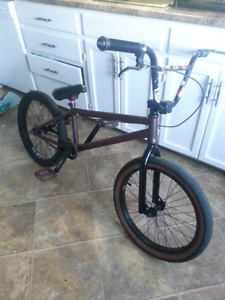 Custom bmx great condition 320 obo