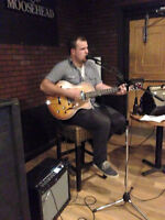 Guitar and singing Entertainment for bars, parties or any event!