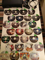 AMAZING Xbox 360 console bundle (120GB) + 28 legendary games!