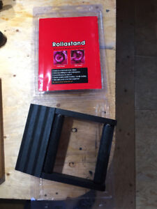 ROLLASTAND for motorcycle pour motocyclette