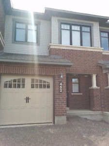 Brand New Minto Town home in Kanata North