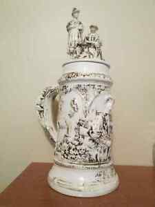 1979 Beer Stein, EXTRA LARGE
