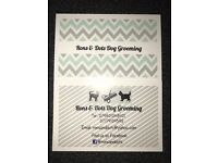 Rons & Dots dog grooming service