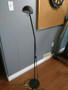 IKEA FLOOR READING LAMP