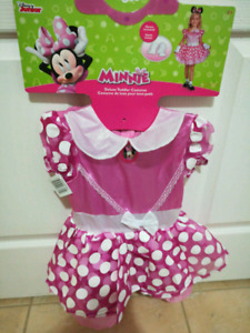 Halloween costume - Minnie Mouse!