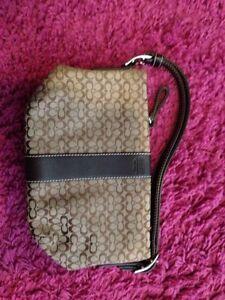 Coach handbag purse Small