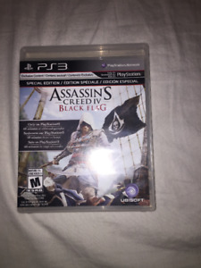 Assassins Creed IV Black Flag |  Jeux PS3 | Bon état