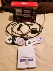 Super Nintendo SNES Mini HDMI complete in box